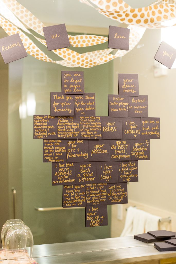 Bachelorette party ideas how cute would it be to put something like this up where she's see it when she walks in.