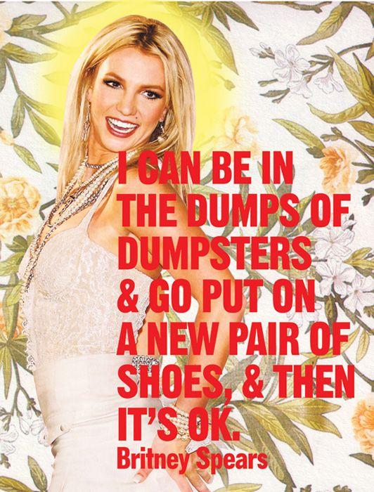Oracle Series : Britney Spears