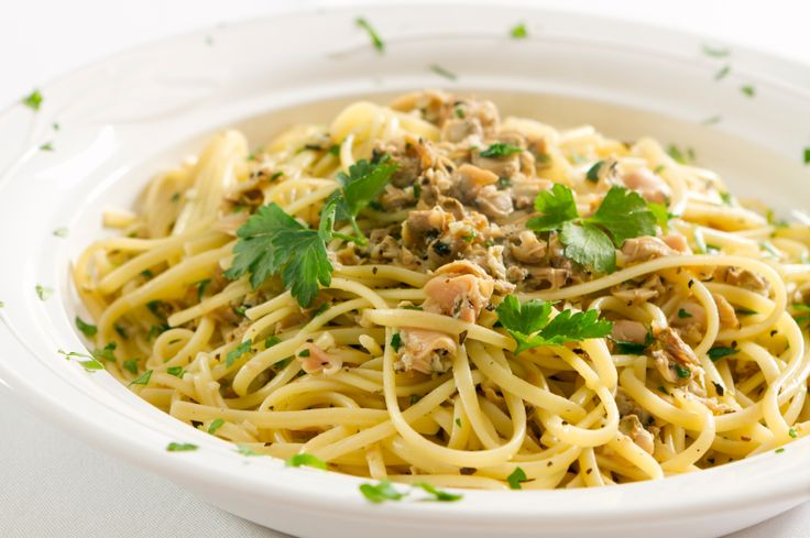 The Lobster Guys own Linguini and Clam Sauce!