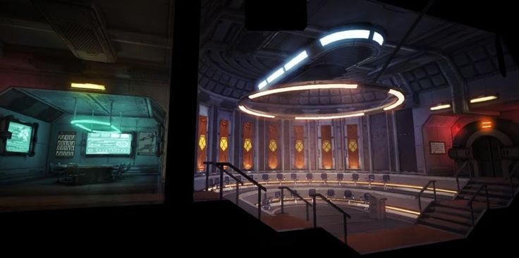 XCOM_Concept_Art_XCOM_HQ_OfficerTrainingSchool.jpg (970×483)