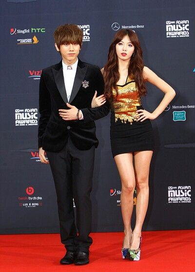 Hyuna troublemaker dress
