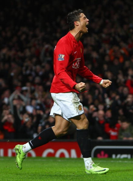 Cristiano Ronaldo, will be great the day he comes home to United. Huge respect for him still