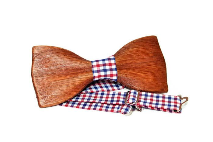 Excited to share the latest addition to my #etsy shop: Oak wood bow tie. Mens wooden bow tie with pocket square. Bow tie from wood. Handmade bowtie. Wooden tie.