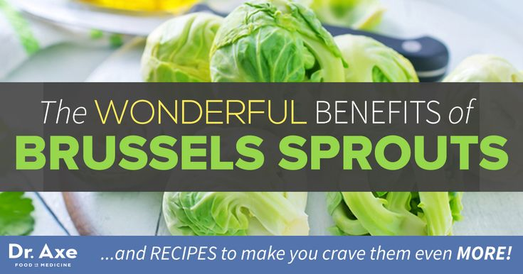Brussels sprouts nutrition is a well known source of many important health benefits: providing antioxidants, helping to fight cancer and heart disease...