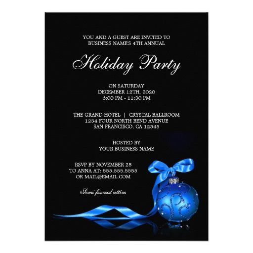 32 best corporate holiday party invitations images on pinterest, Party invitations