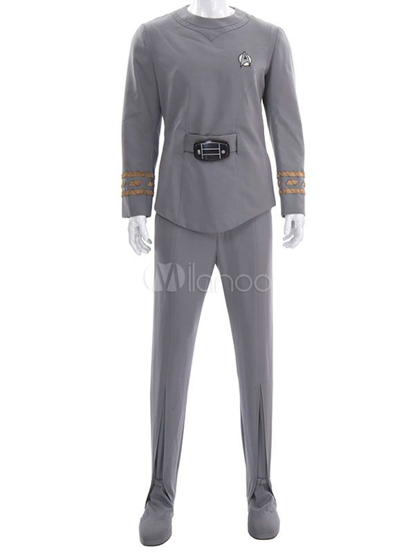 Kirk Cosplay Costume Uniform NEW Star Trek The Motion Picture James T