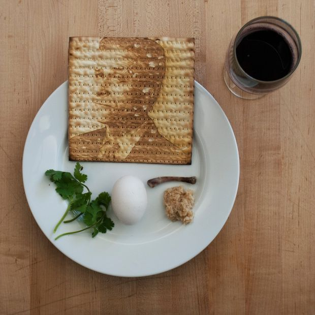Picture of Matzah Portraits