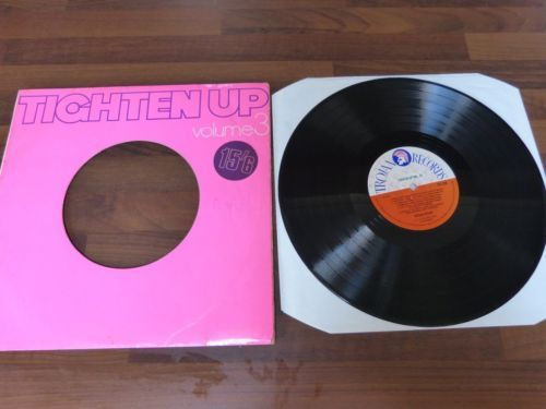 RARE-TIGHTEN-UP-VOLUME-3-LP-TROJAN-1970-MAYTALS-LEE-PERRY-JIMMY-CLIFF-GD-TTL32