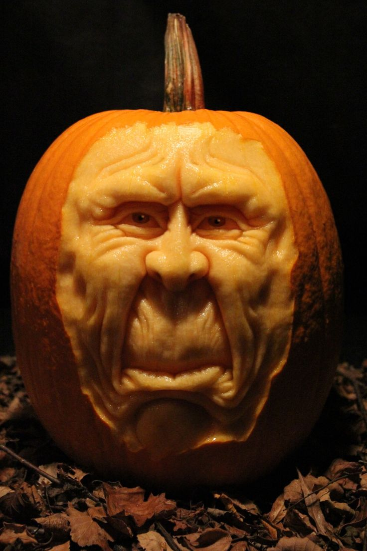Best halloween pumpkin carving images on pinterest