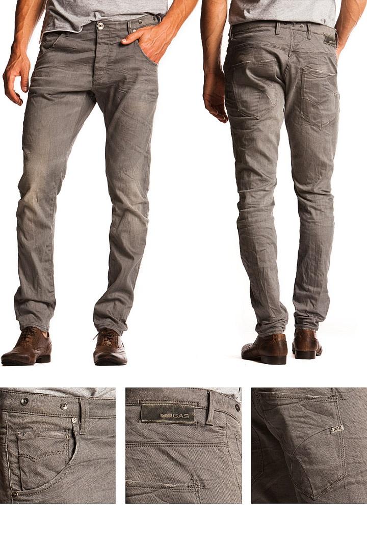 SS13 Men's Jeans. Fit: carrot Model: Raven
