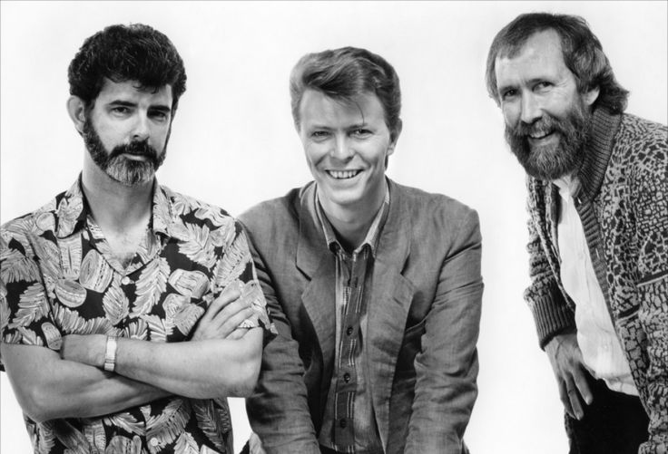 Labyrinth - David Bowie, George Lucas, Jim Henson