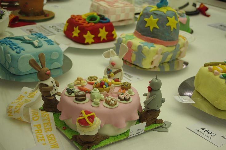 cake baking contest Erotic