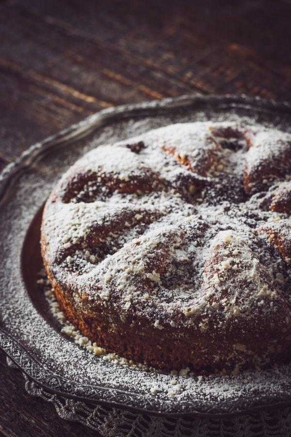 Saint Fanourios' Cake ~ Fanouropita