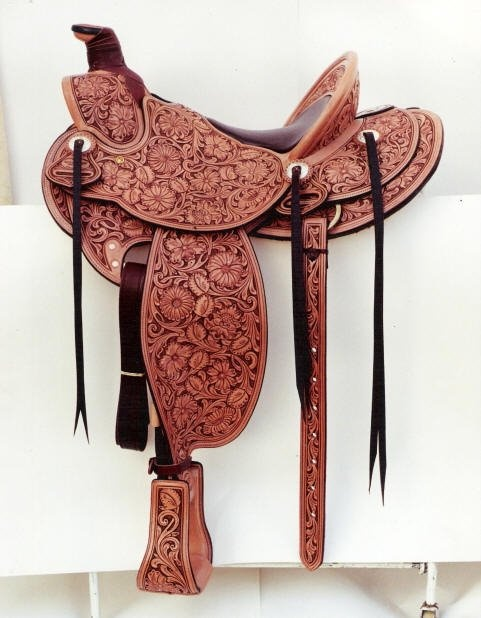 By Troy West Saddles