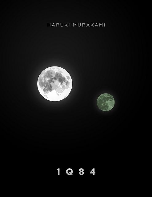 "Haruki Murakami ""1Q84"", I love this book. Amazing double world, searching for the true feelings. Aomame inspires me every day"