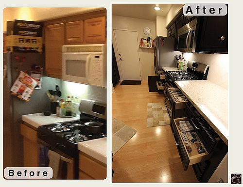 custom reface kitchen cabinets with cambria quartz counter top - Resurface Kitchen Cabinets