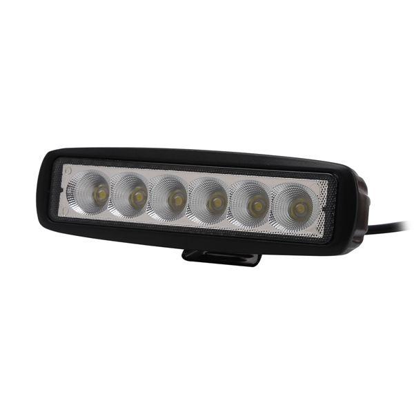 6inch 18W led work light -DDL Lighting  #18w #led #worklight #ledlight