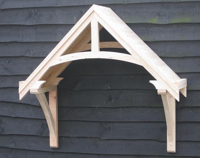 Dunster Timber Door Canopy 1200 x 500 & Best 25+ Door canopy ideas on Pinterest | Front door canopy Porch ... Pezcame.Com
