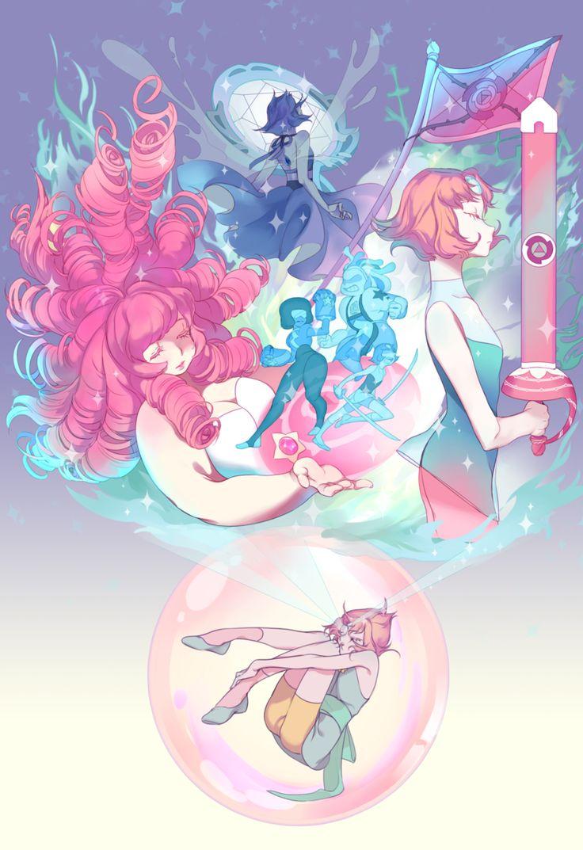Best 25 steven universe wallpaper ideas on pinterest - Rose quartz steven universe wallpaper ...