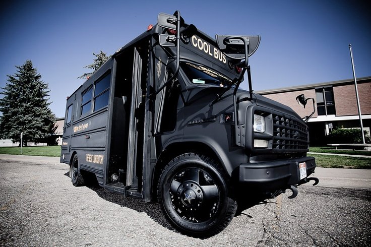 Hifi Shop - Cool Bus  Roy, Utah