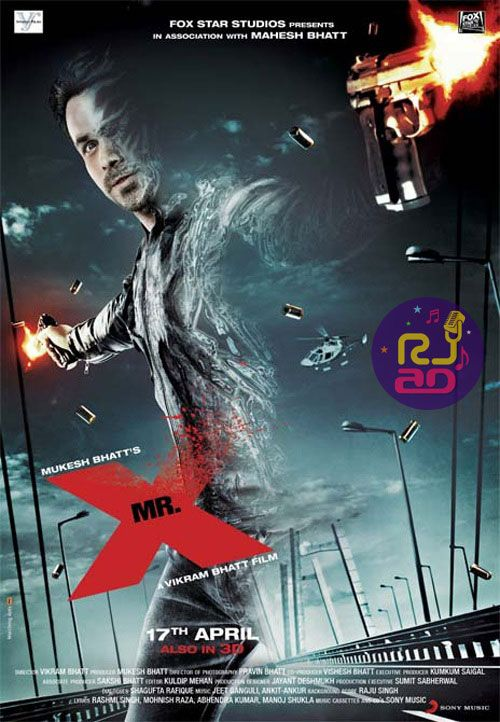 Save yourself from Mr. X – Film Review | RJ Aditi