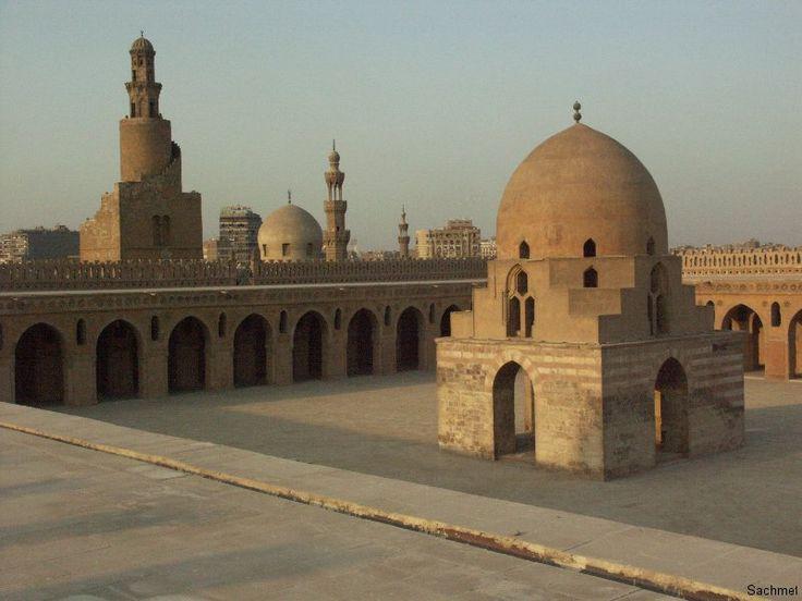 2008-kairo_2-023-moschee-des-ibn-tulun.jpg 800×600 Pixel