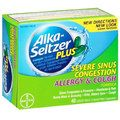 Alka-Seltzer Plus Severe Sinus Congestion Allergy & Cough