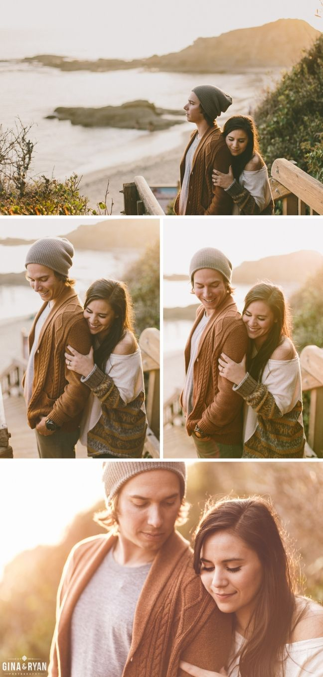 Treasure Island Engagement, Laguna Beach | Los Angeles Wedding Photography | Boho Rustic Beach Engagement