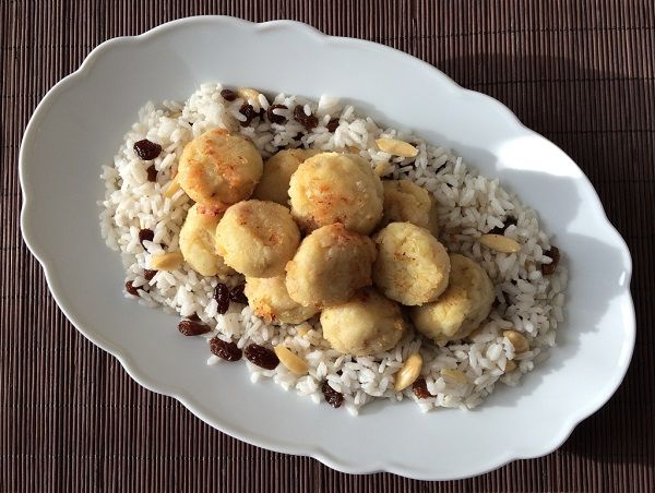 Необычные рецепты с рисом