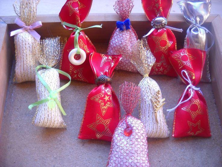 Sacchetti decorati