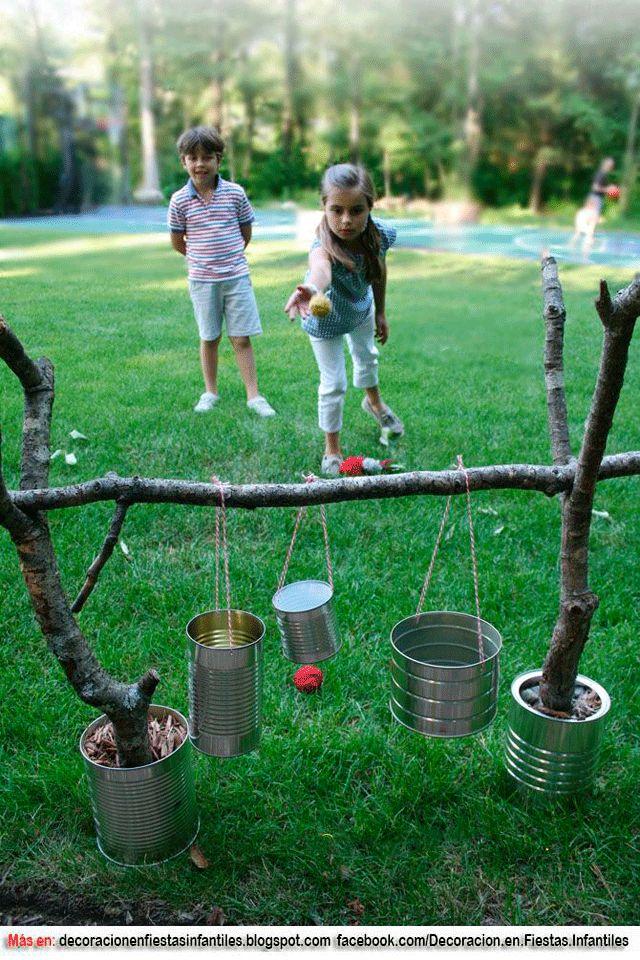 Decoracion De Cumpleanos Infantiles Al Aire Libre Buscar Con