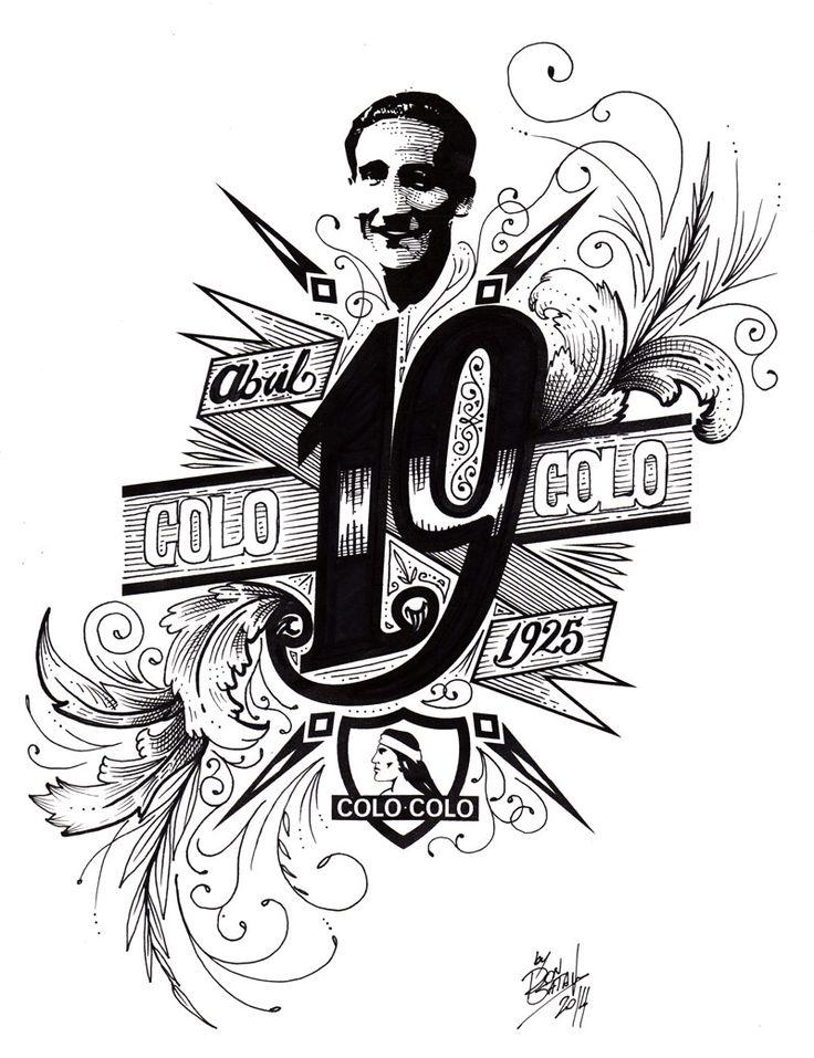 ColoColo Archives - DONSATA Ilustración y DiseñoDONSATA Ilustración y Diseño