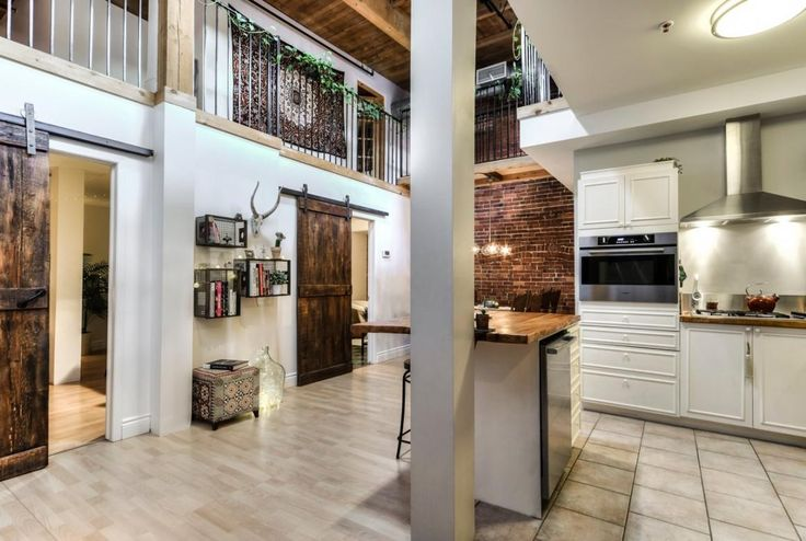 Vous avez toujours rêvé d'un loft avec une terrasse ? D'un endroit…