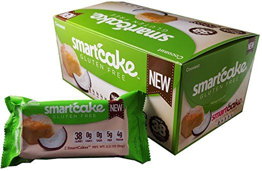 Chocolate SmartCAKE: Gluten Free and low Carb (8 x 2-packs): Amazon.com: Grocery & Gourmet Food