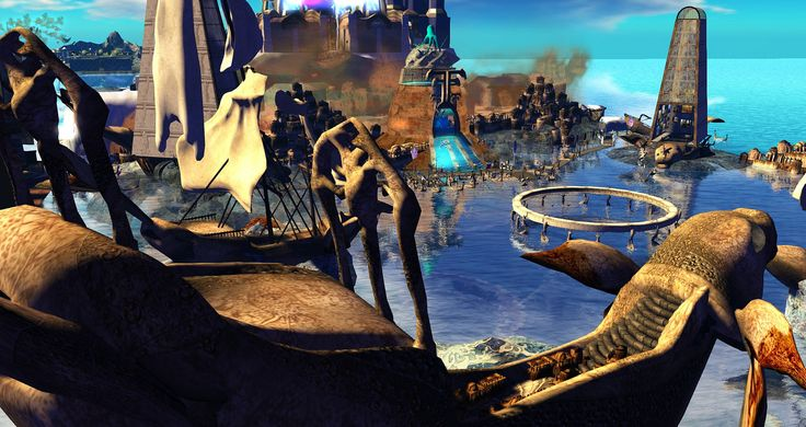 https://flic.kr/p/srues8 | Fantasy Faire 2015 - Poseidons Abyss