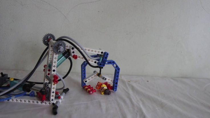 Pneumatic Machine Lego Technic