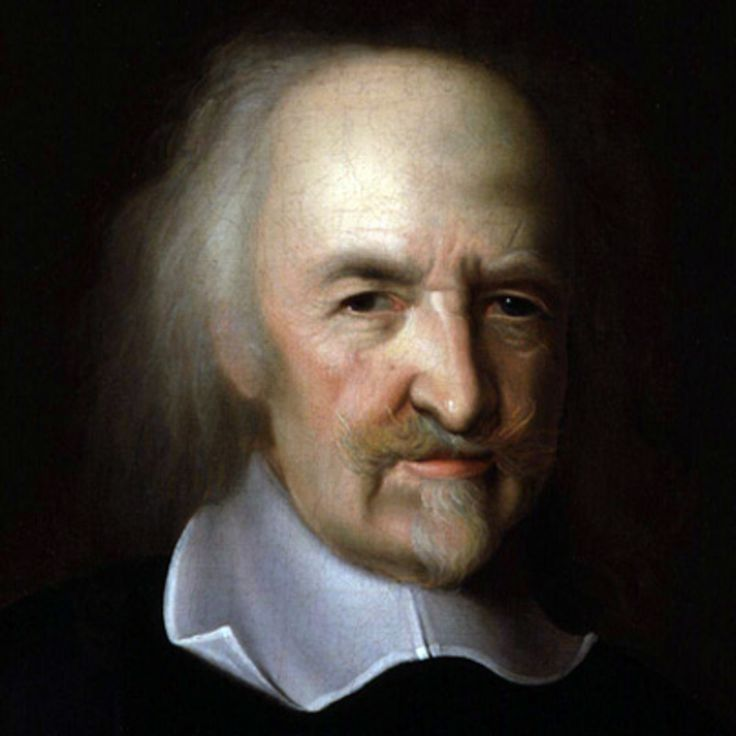 Thomas Hobbes, an English philosopher in the 17th century, was best known for his book Leviathan (1651) and his political views on society.