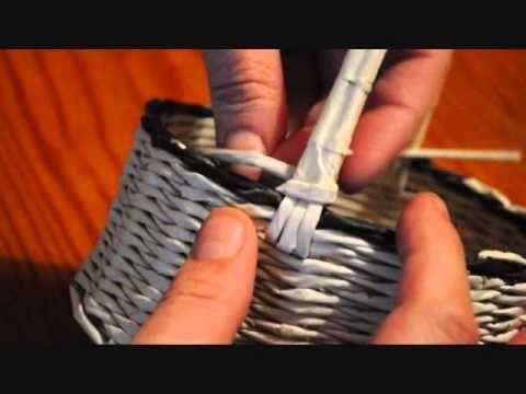 10.1. Cómo hacer las asas:  asa simple.