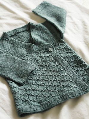 Fyberspates knitting patterns, The Scrumptious Baby Collection, Temari, from Laughing Hens