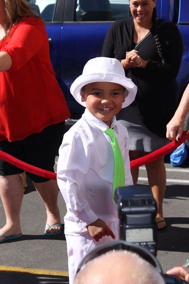 """Kingston is 6 years old and has leukaemia. Kingston's one true wish was to have a shopping spree at Toyworld New Zealand!   When the day arrived, he was suitably dressed for the surprise limo and kept saying """"I've never been in a limo! I've never been in a limo!""""   Kingston and his family arrived at ToyWorld complete with red carpet, velvet rope, balloon arch and paparazzi! Kingston came home with all sorts of toys – trucks, trailers, diggers, helicopters, a light sabre and IronMan toys!"""