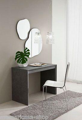 CONSOLLE TAVOLO ALLUNGABILE Paolo 181 porfido http://stores.ebay.it/massaricasa-shop
