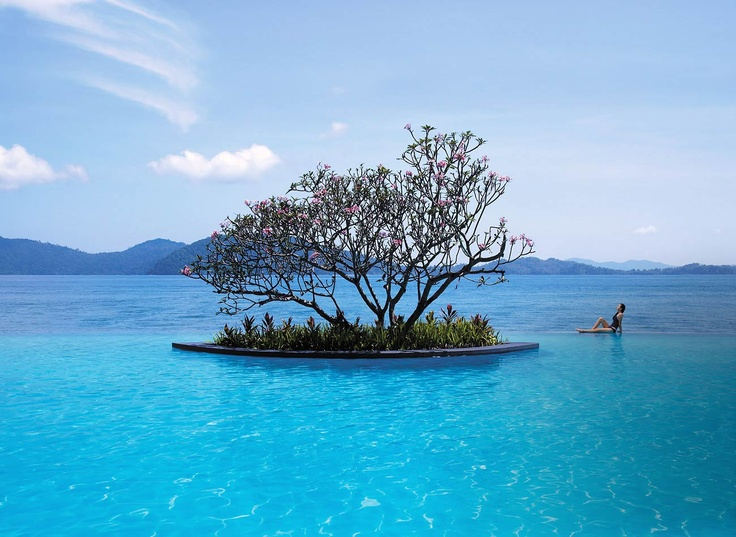 Shangri-La's Tanjung Aru Resort and Spa, Kota Kinabalu