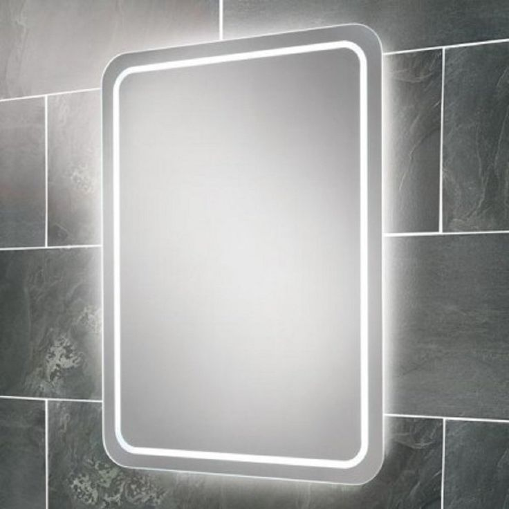 HiB Natalia Steam Free LED Back-Lit Mirror