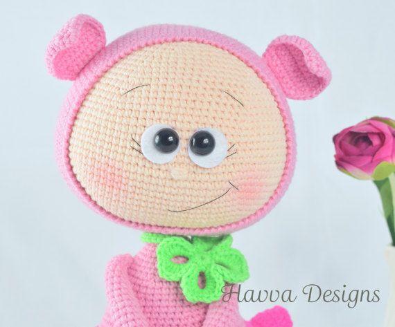 WZÓR – Bonnie Z Pig Costume