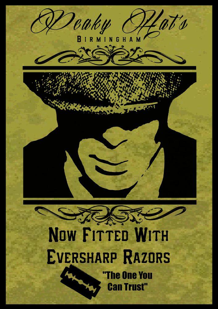 Peaky Blinders Poster by BezerkArtwerk