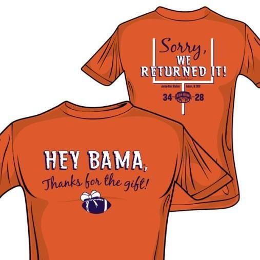 Shirt design auburn stuff pinterest shirt designs for Auburn tigers football t shirts