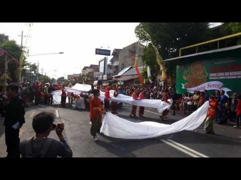 Karnaval Selendang Sutra, Yogyakarta