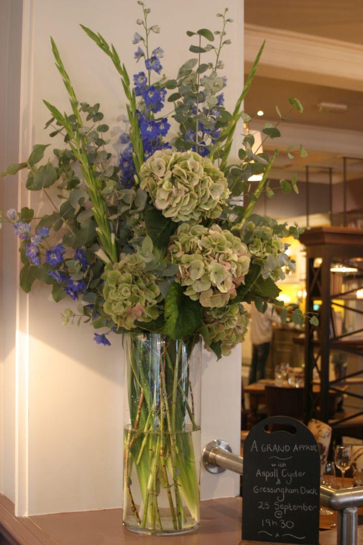 Best images about tall vase arrangements on pinterest