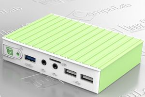 The MintBox Mini is a silent, quad-core Linux Mint PC that fits in your pocket | PCWorld