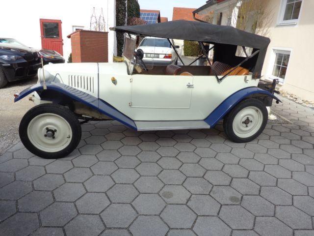 1928 Tatra 12 - ANDERE Tatra 12 Pheaton++Wertanlage++Sammlerstüc | Classic Driver Market